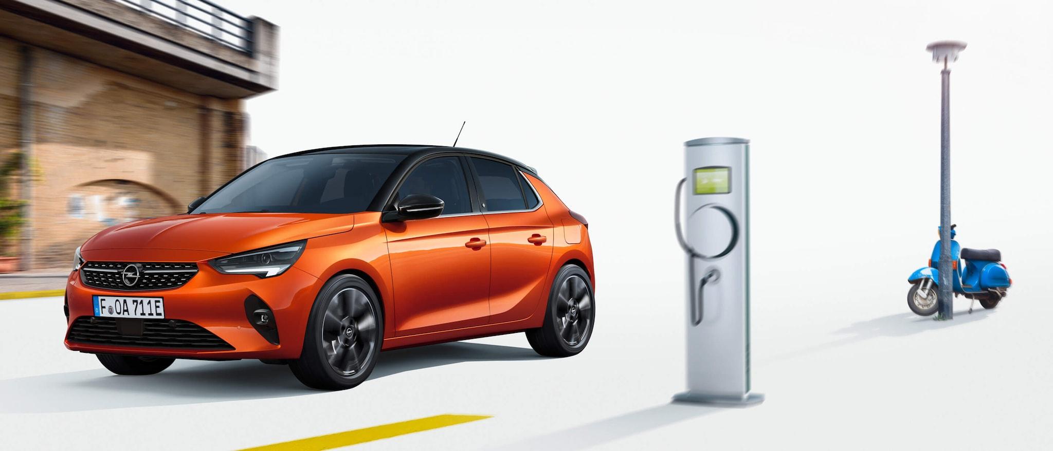 Opel, Corsa, Exterior